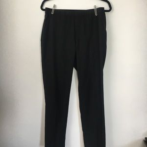 Uniqlo elastic waist dress pants